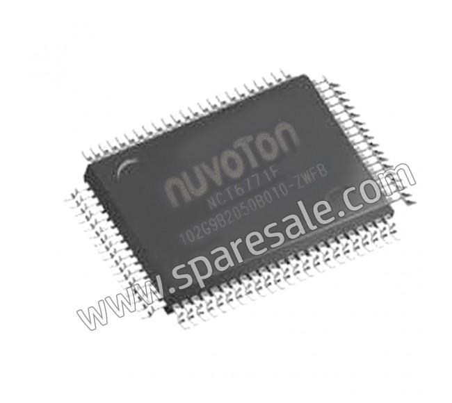 Nuvoton NCT6771F I/O Controller ic