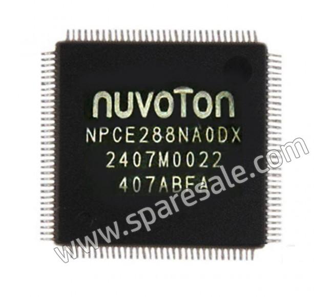 NUVOTON NPCE288NA0D NPCE288NAODX  NPCE288NA0DX  I/O Controller ic