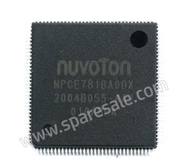 NUVOTON NPCE781BAODX NPCE781BA0DX I/O Controller ic
