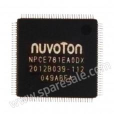 NUVOTON NPCE781EAODX NPCE781EA0DX I/O Controller ic