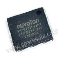 NUVOTON NPCE781LAODX NPCE781LA0DX I/O Controller ic