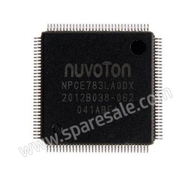 NUVOTON NPCE783LAODX NPCE783LA0DX I/O Controller ic