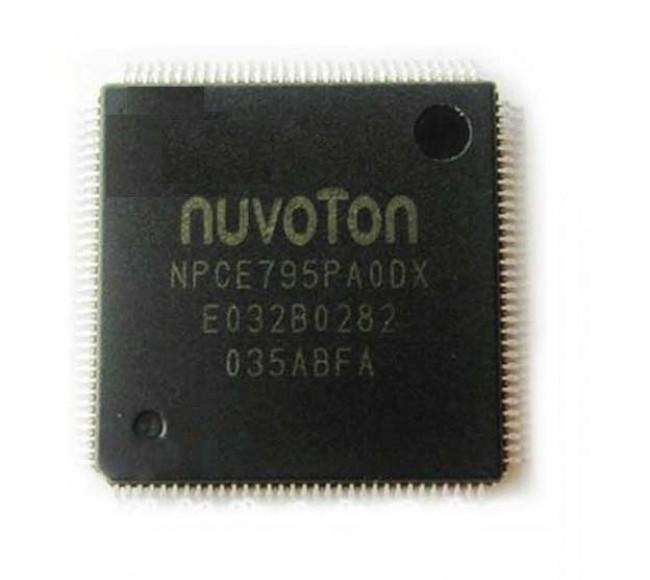 NUVOTON NPCE795PAODX NPCE795PA0DX I/O Controller ic