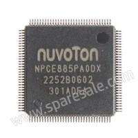 NUVOTON NPCE885PAODX NPCE885PA0DX I/O Controller ic