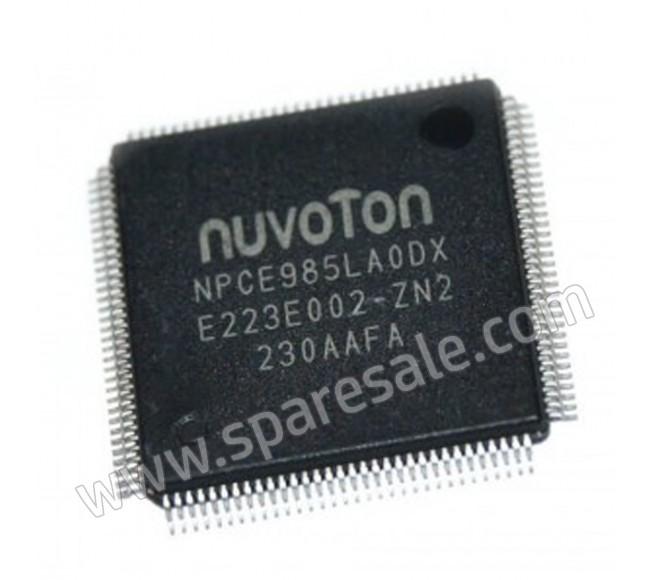 NUVOTON NPCE985LAODX NPCE985LA0DX I/O Controller ic