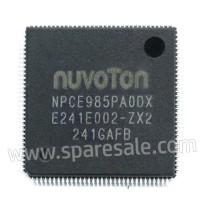 NUVOTON NPCE985PAODX,NPCE985PA0DX I/O Controller ic