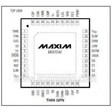 Max MAX1544ETL MAX1544