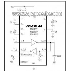 MAX3243CAI MAXIM3243