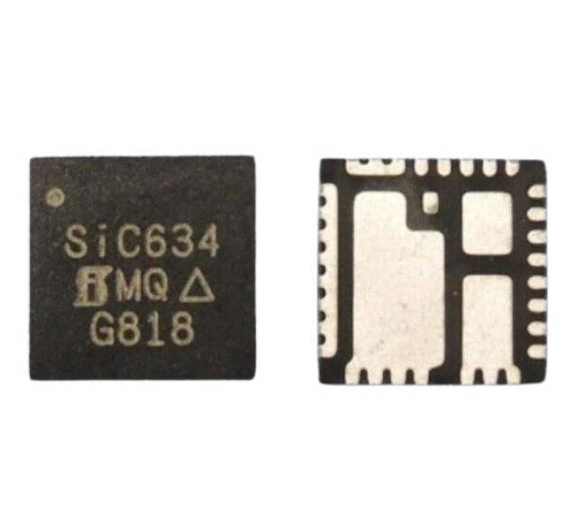 SIC634CD-T1-GE3 SIC634CD SIC634 IC