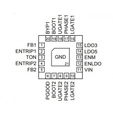 7A-EC, 7A-EF, 7A-EE, 7A , RT8243BZQW RT8243B