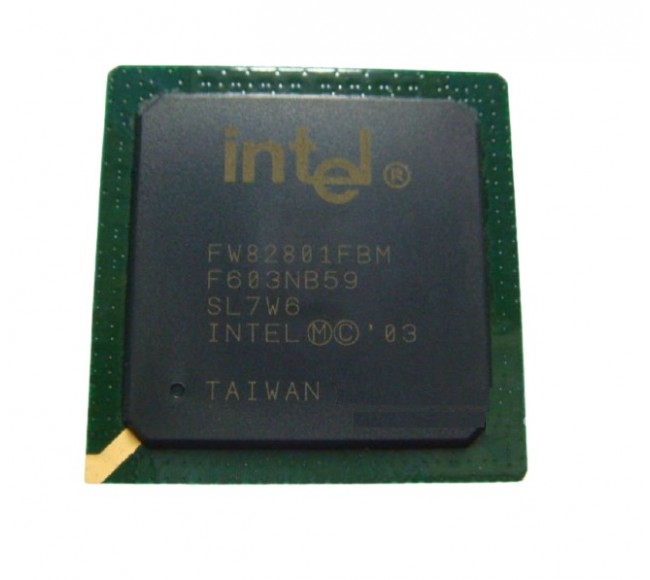 Intel FW82801FBM SL7W6 IC