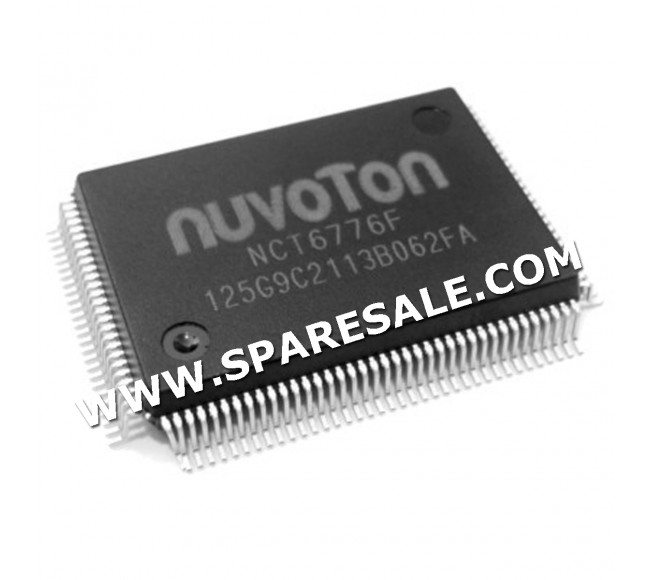 NUVOTON NCT6776F NCT6776