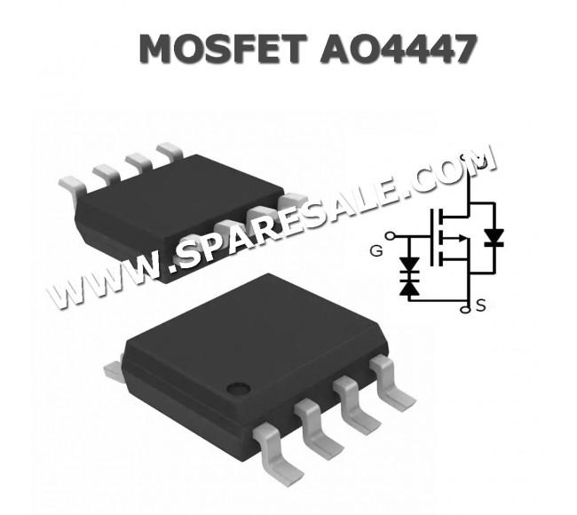 MOSFET AO4447 4447