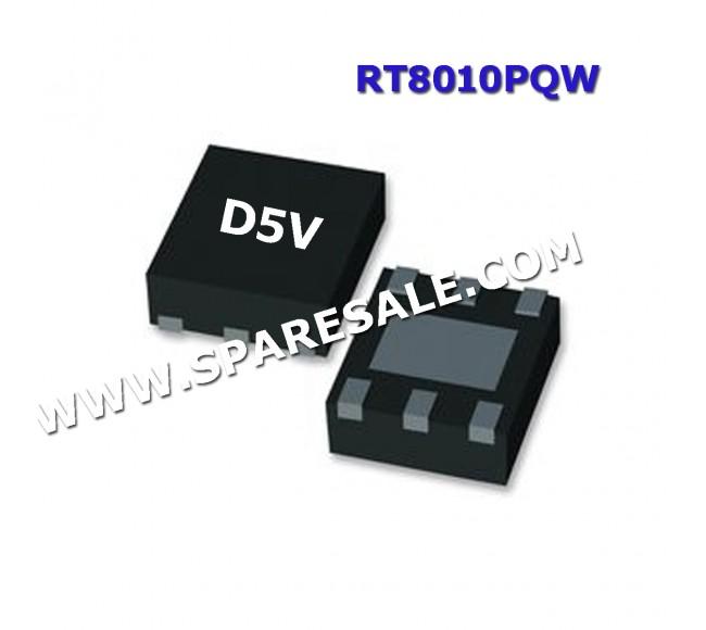 D5V, D5J, D5A, RT8010PQW RT8010