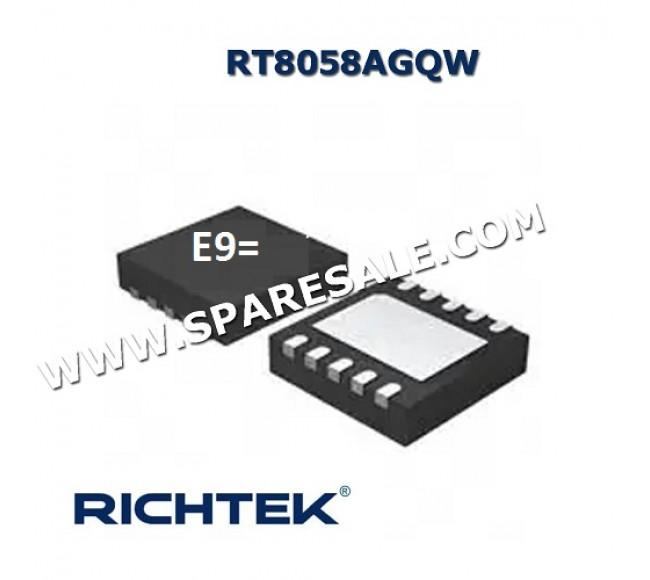 E9=EC, E9=ED, E9=EF, E9=,RT8058AGQW RT8058A