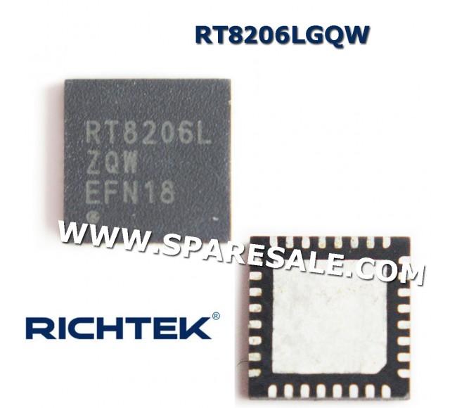 RT8206LZQW RT8206L