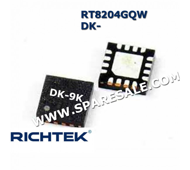 RT8204GQW RT8204GQW RT8204 ( DK- )