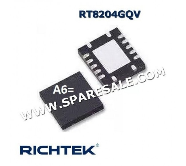 RT8204GQV RT8204 ( A6= )