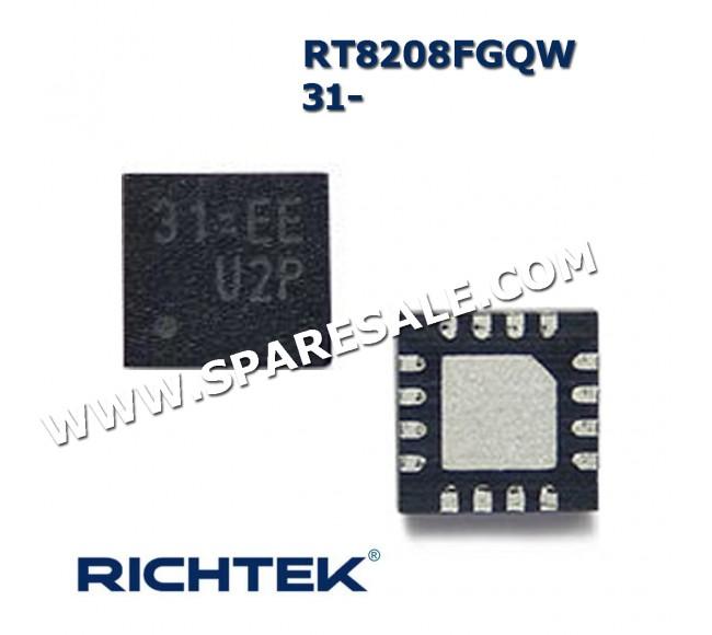 RT8208FGQW RT8208F ( 31= )