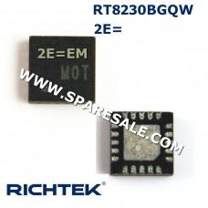 2E=EL, 2E=EJ, 2E=AK, 2E= ,RT8230BGQW RT8230B