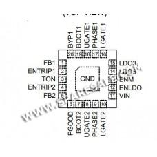 2E-EL, 2E-EJ, 2E-AK, 2E ,RT8230BGQW RT8230B