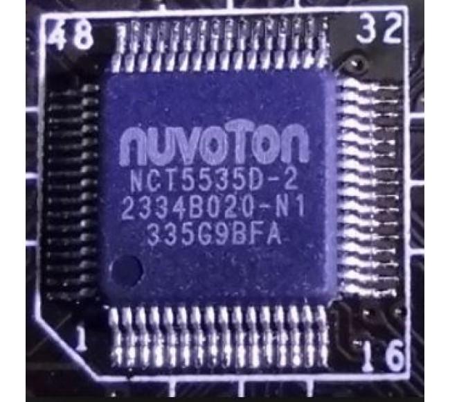 NUVOTON NCT5535D