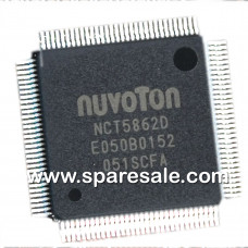 NUVOTON NCT5862D NCT58620 5862