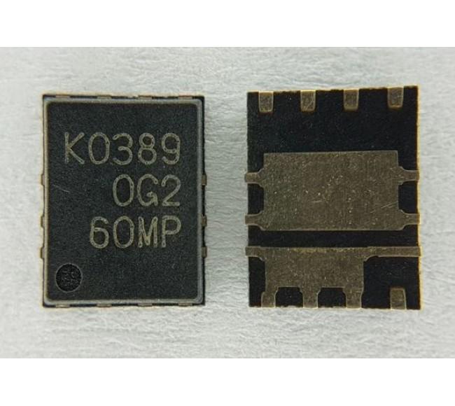 RJK0389DPA K0389 0389 WPAK-8  RJK0389DPA QFN-8