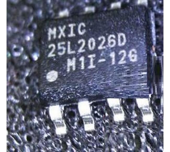 MX 25L2026DM1I-12G 25L2026DM1L-12G 25L2026D