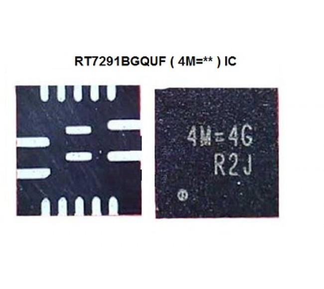 RT7291BGQUF RT7291BG RT7291B QFN-16 ( 4M= ) IC