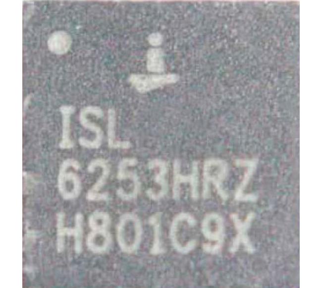ISL6253HRZ 6253
