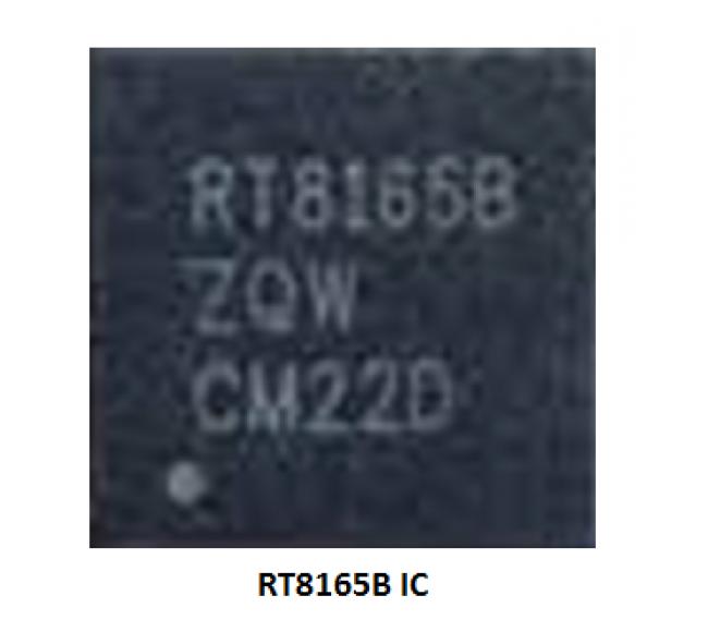 RT8165B 8165B 8165 IC