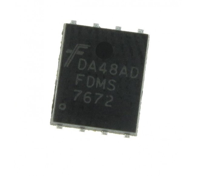 FDMS7672AS 7672 MOSFET