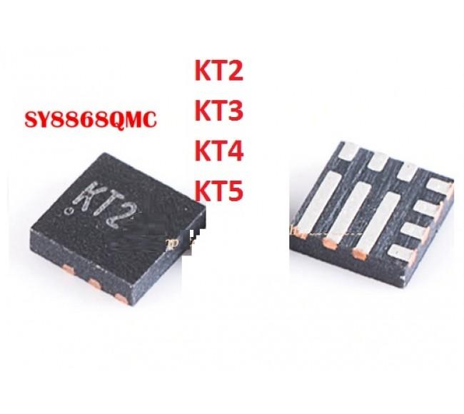SY8868QMC SY8868 KT2QZ KT2 KT3 KT4 KT IC