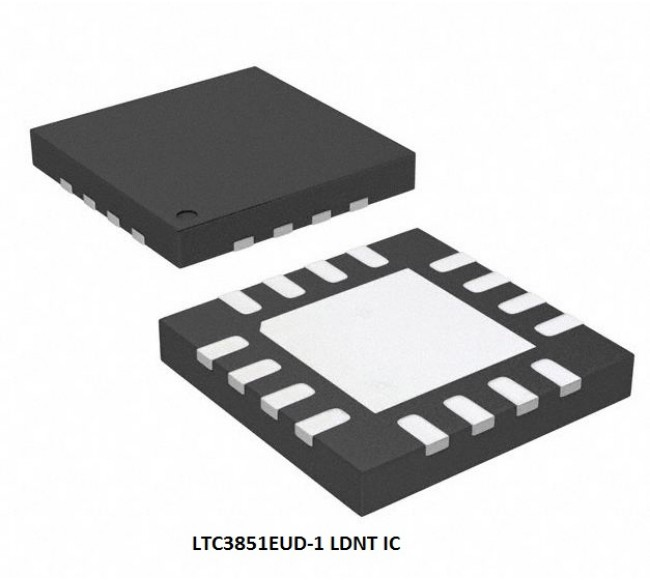 LTC3851EUD-1 LDNT IC