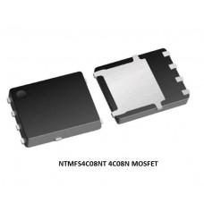 NTMFS4C08NT1G NTMFS4C08NT 4C08N MOSFET QFN8