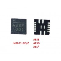 NB671LGQ-Z NB671LGQ NB671L NB671 AESD AESE QFN-16