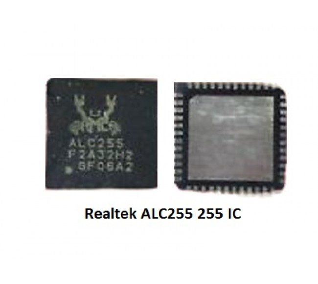 Realtek ALC255 255 IC