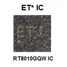 ( ET* ) RT8010GQW IC