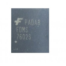 FDMS7602s 7602 MOSFET IC