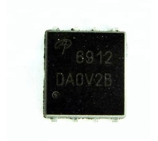AON6912 AO6912 6912 MOSFET IC
