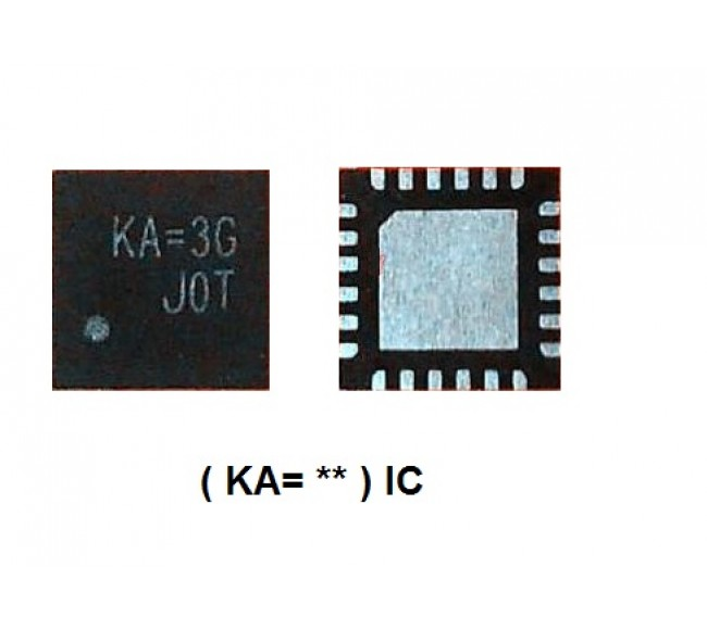 RT6226AGQUF RT6226A 6226A ( KA=** ) IC