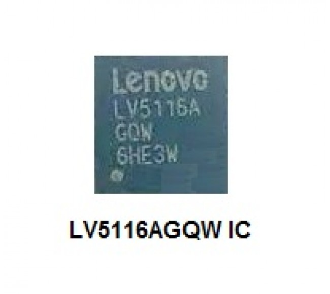 LV5116AGQW LV5116A IC