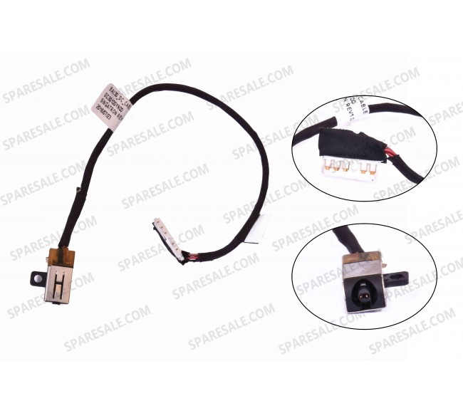 DC Jack For Dell Inspiron 15 5565 5567