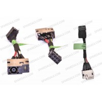 DC power Jack For HP Pavilion 15-N series 15-P series