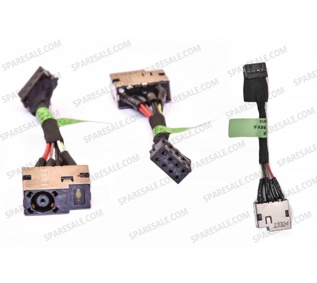 DC power Jack For HP Pavilion 15-N series 15-P series