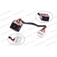 DC Jack For HP Pavilion DV6-3000 DV6T-3000