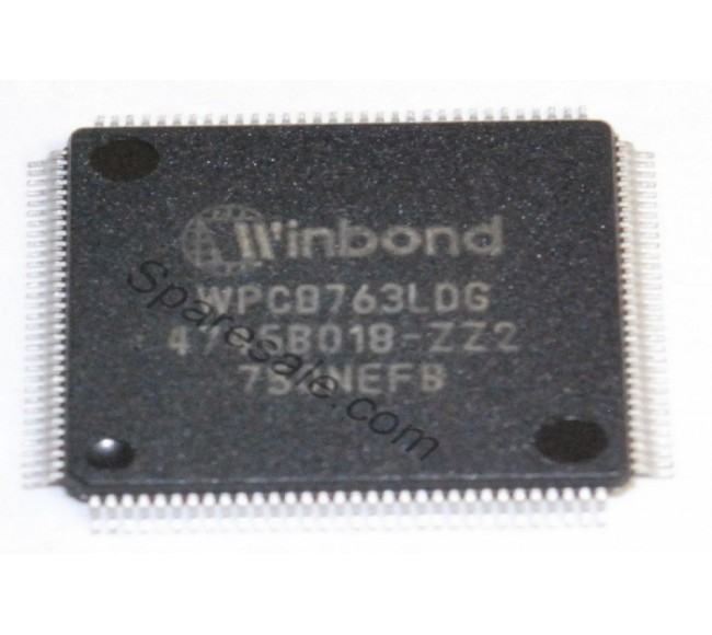 Winbond WPC8763LDG WPC8763 I/O Controller ic