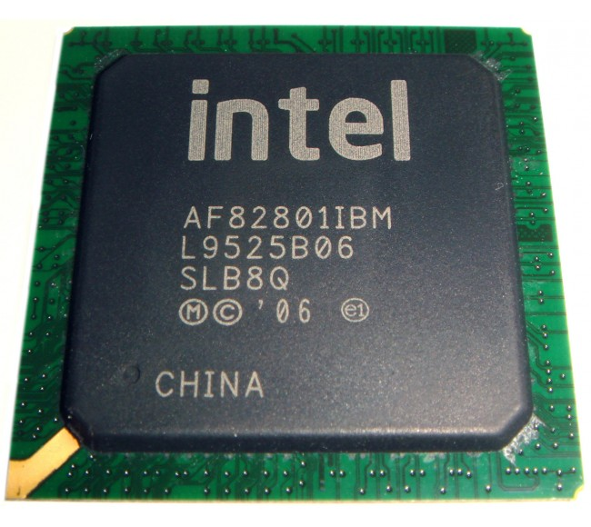 intel AF82801IBM SLB8Q 82801IBM